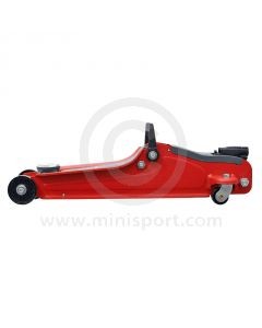 1020LE - Sealey 2 tonne Low Entry Short Chassis Trolley Jack