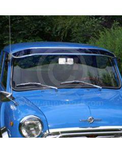 BLUE Mini Sunvisor