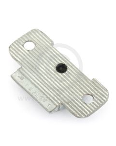 14A6832 Mini Door striker plate fits to the B post on Mk1 and Mk2 models plus the Van, Estate and Pick Up.