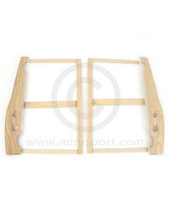14A7800 24 Piece Ash Wood Kit - Mini Woody Traveller