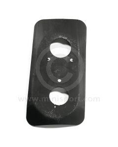 Rear Lamp Adapter Plate - MK1/2 - RH