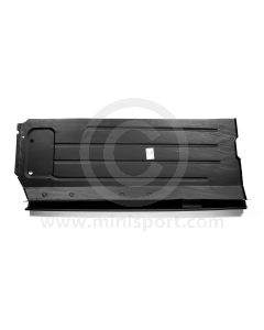 40-13-75-3 Left half floor assembly with complete inner and outer sill, Mini Clubman Estate '74on