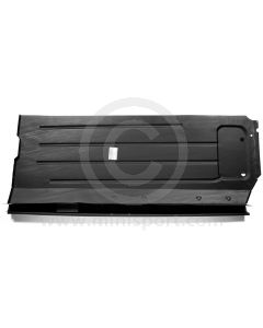 40-13-75-4 Right half floor assembly with complete inner and outer sill, Mini Clubman Estate '74on