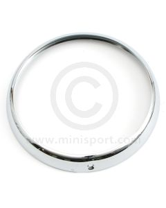 Outer Headlamp Ring Mini 1959-96