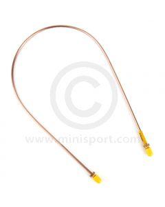 Clutch Pipe - 32'' Copper Automec - Long LHD