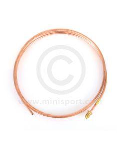 Automec Copper Fuel Pipe - Van - 134''
