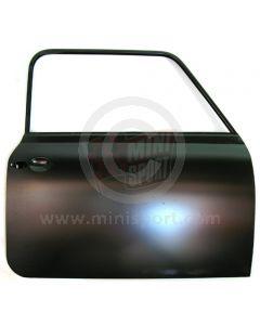 BDA360100 Classic Mini RH Door with safety bar - Genuine