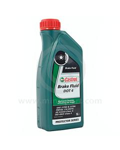 Castrol Brake Fluid Dot 4 - 1Ltr