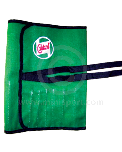 Castrol Classic Cloth Tool Roll