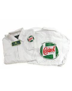 Castrol Cloth Badge