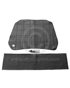 Bonnet and Bulkhead Insulation Kit - Mini 70 on