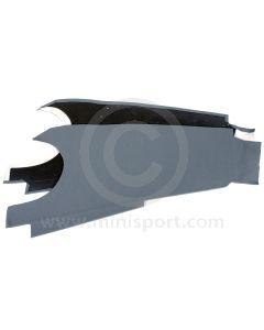 DT3021 Mini Mk1 speedo surround panels grey