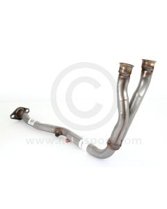 Standard Rover Carb Exhaust Downpipe 1990-1994 HIF44