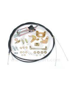 Weber 40/45 DCOE Linkage Kit for 7 Port Head