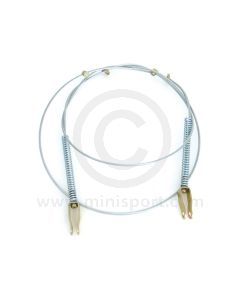 Handbrake Cable - Rear Mini 1976 on