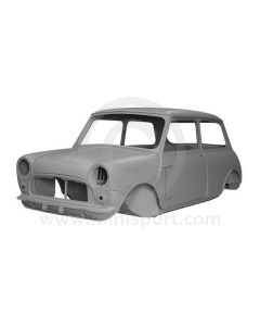 Genuine British Motor Heritage Mini Body Shell MK1 complete