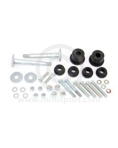 HMP841014 Mini rear subframe mounting kit - genuine