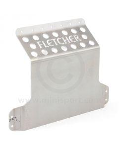Mini Sump Guard - Aluminium by Fletcher