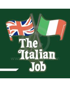 Italian Job Decal Kit - - for Non-White Minis