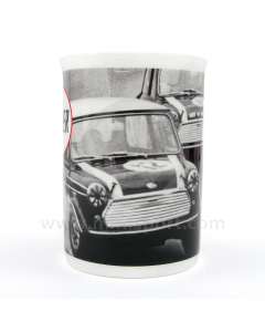 Cooper John Smokey Rhodes China Mug