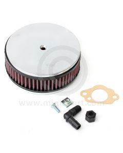 K&N Pancake Air Filter - HS2 SU Carb - 850cc