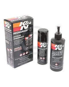 K&N Air Filter Service Kit - Spray