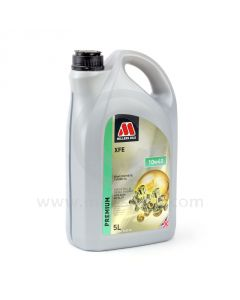 Millers Oil - Semi Synthetic 10w40 - 5 litres