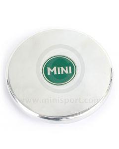 Polished billet cap for Moto-Lita boss kits