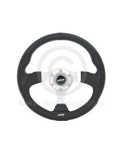 Mountney Sport Mini Steering Wheel - Carbon Inset