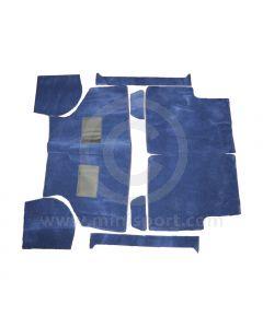 Deluxe Carpet Set - Blue