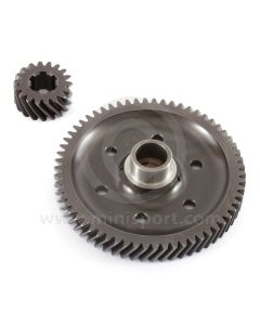 MS2038 Standard fitment helical Mini final drive gears - 3.44:1 ratio