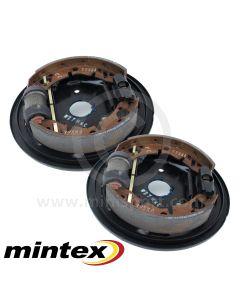 MS2690MIN Mini Rear Drum Brake Assemblies - Mintex