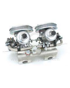 Twin HS4 1.5'' SU Carburettor Kit