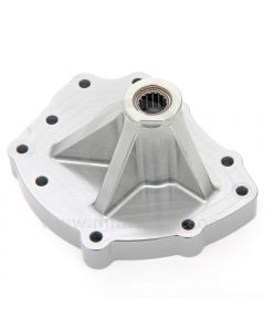 Mini Dog Gearbox Pinion Support Housing with mounting spacers and screws