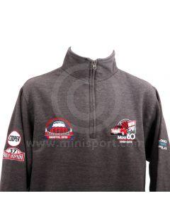 Mini Sport's Team 1/4 Zip Sweatshirt for IMM2019
