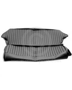 Rear Seat Kit - Welded Type - Black