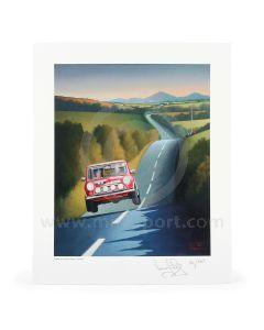 Ronnie McCartney/Beatty Crawford Limited Edition Print