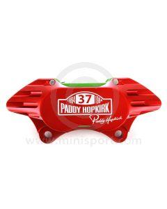 "Paddy Hopkirk Mini 8.4"" alloy brake caliper"