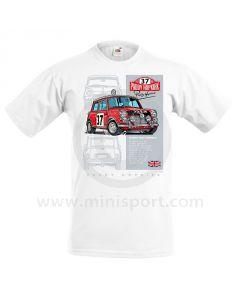 33 EJB Mini T Shirt - White