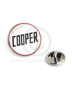 Cooper Pin Badge