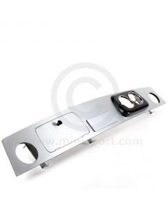 Alloy 2 Clock Dashboard - with Chrome Rings - RHD PMY530CRHD
