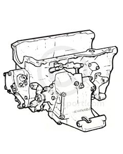 Mini 4 syncro, remote type gearbox