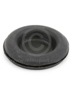 RFR220 Rubber grommet for the 21A1470 locktab on pre 1976 Mini front subframe towers