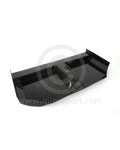 Carbon Fibre Front Floor Tray - Weave