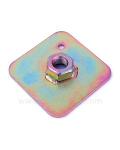 Sabelt Reinforced Plate With Welded Nut