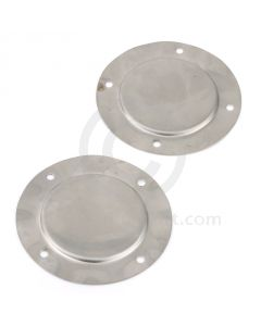 Stainless Steel Air Vent Blanking Plates
