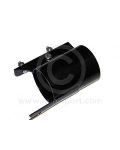 Mini Fuel Filter Bracket - SPi and MPi - Powder Coated