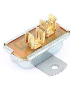 Smiths Gauge Voltage Regulator Positive Earth