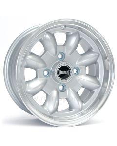 "5.5 x 12"" Ultralite Mini Wheel - Silver"