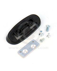 Door Mirror Fitting Adaptor Kit - LH 1980-01